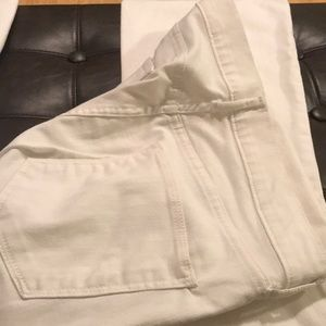 Old Navy Jeans - White Flare Jeans